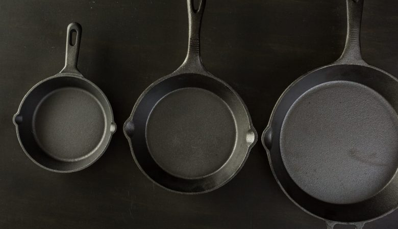 Cast iron vs nonstick cookware