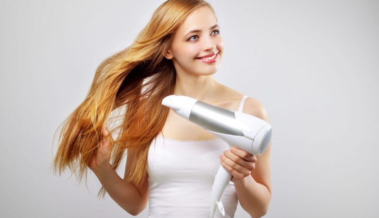 how to use hair dryer without damaging hair