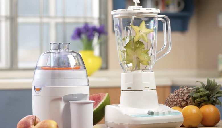juicer or blender