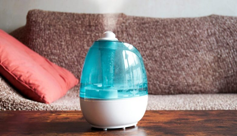 where to place a humidifier in a room