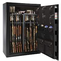 Heavy-duty gun safe