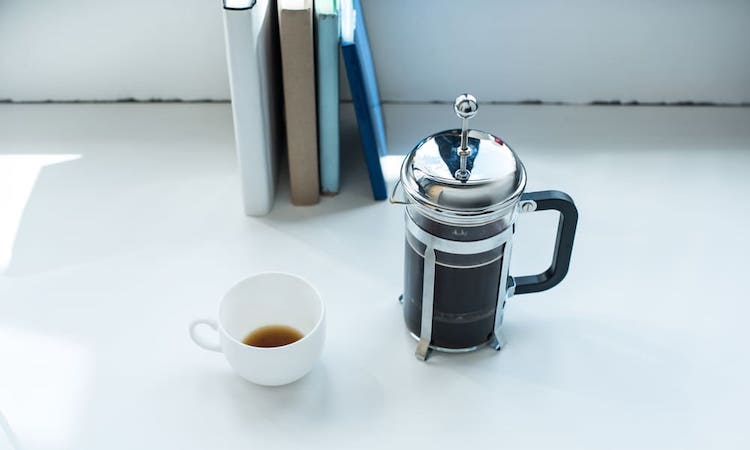 Coffee french press