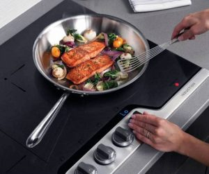 All-Clad D3 induction cookware